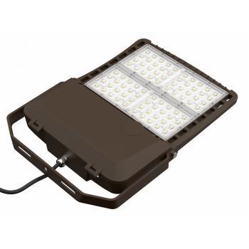 Светодиодные консольные светильники SC Shoebox AL-200-AW-40K-Z30-MW-UL 200W 4000K 25000Лм 130Lm/W AC100-277V