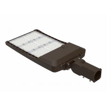 Світлодіодні консольні світильники SC Showbox AL-240-AW-40K-Z30-MW-UL 240W 4000K 30000ЛМ 130lm/W AC100-277V