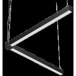 Линейные подвесные модульные светильники SL8060