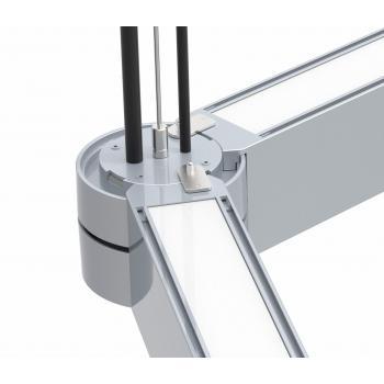 Модуль для підключення до 4-х лінійних дімміруемих світильників серії SL8060