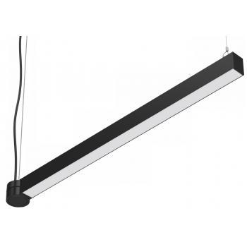 Светодиодный светильник SC-SL8060-040-AW-NW 1559x80x60мм 50W 4000K 4700Lm черный