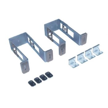 Комплект кріплень SL8456E для монтажу лінійних світильників серії SL8456 на гібсокартон стелі