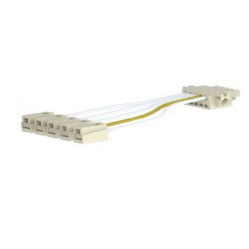 З'єднувальний кабель SL8456W-01 для монтажу лінійних світильників серії SL8456