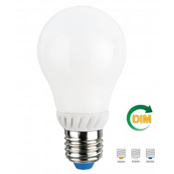 Светодиодная лампа NVC A60GD 7W 4000K E27