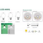 Світлодіодна лампа NVC A60G 9W 3000K E27
