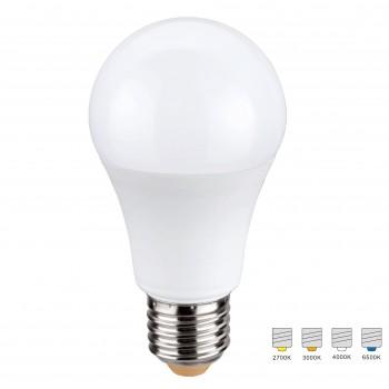 Светодиодная лампа NVC A60I 9W 3000K E27