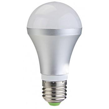 Світлодіодна лампа NVC DP-BG01 7W 3000K E27