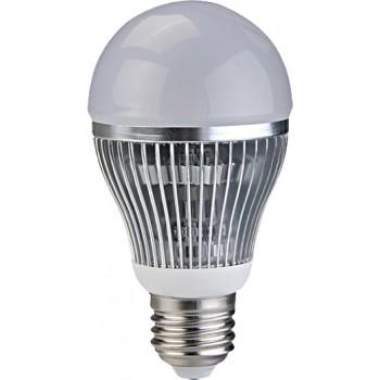 Светодиодная лампа DP-QP-XH01 15W 3000K E27 Silver