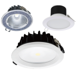 Точкові стельові світильники NVC