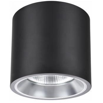 Настенно-потолочные светильники NVC NLED9286HMT 50W 24° 4000K 5500Lm черный 150*185мм