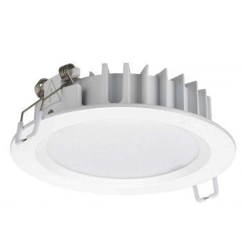 Світлодіодний світильник NVC NLED9244-DIM 10W 3000K IP40 колір білий