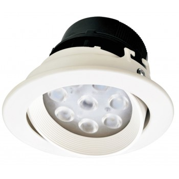 Світлодіодний світильник NVC NLED1148D 9W 4000K