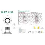 Светодиодный cветильник NVC NLED1152NA 35W 3500K