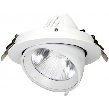 Поворотний світильник NLED601 24W 3000K 1675Lm