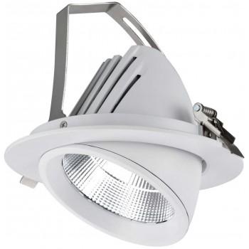 Поворотний світильник NLED602 40W 6000K 3325Lm