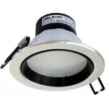 Светильник светодиодный потолочный точечный NVC NLED9113 6W 3000K серый