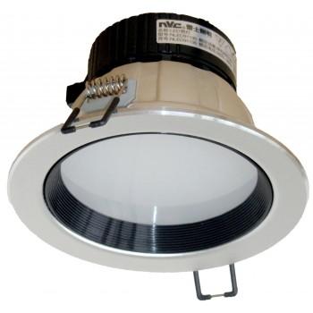 Світлодіодний світильник точковий NVC NLED91135 9W 3000K сілвер 9Вт