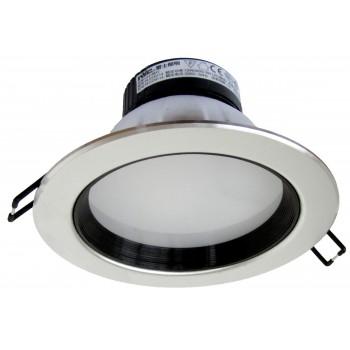 Светильник светодиодный потолочный точечный NVC NLED9114 12W 3000K серый