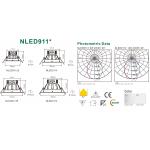 Світильник точковий NVC NLED9113 6W 3000K