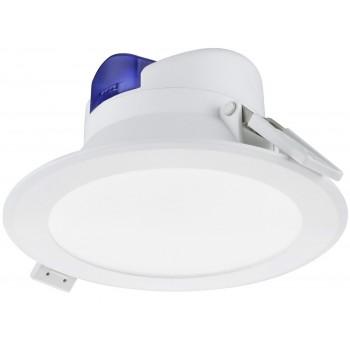 Світлодіодний світильник NVC NLED9504 10W 6000K IP44 колір білий