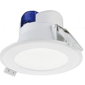 Світлодіодний світильник NVC NLED9503 5W 6000K IP44 колір білий