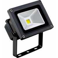 Світлодіодний прожектор NVC NFL107A 20W 4000K чорний
