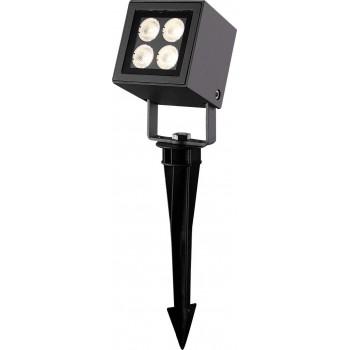 Светодиодный Прожектор NFLED5011 8W 3000K black