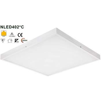 Светодиодная панель NLED4025C 54W 3000K 1198x598