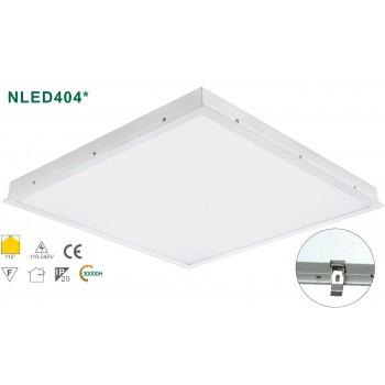 Светодиодная панель NLED4043C 36W 3000K 1195x295