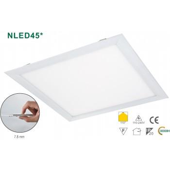 Светодиодная панель NLED454 40W 4000K 1200x300
