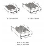 Блок питания NVC NLED DV1003 80W 12V