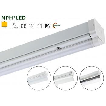 Рейковий світлодіодний світильник NPH40 65W 5000K