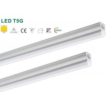 Светодиодный реечный светильник T5G12 18W 3000K