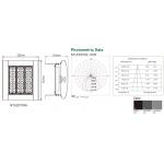 Світлодіодний промисловий прожектор NTLED703A 140W