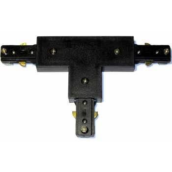 Перехідник трійник NVC T3 TJ для шини T3 чорний