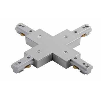 Переходник крестовина NVC T3 XJ для шины T3 белый