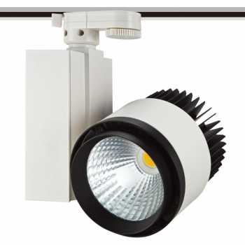 Трекові світильники NVC TLED306SA 35W 4000K 24g