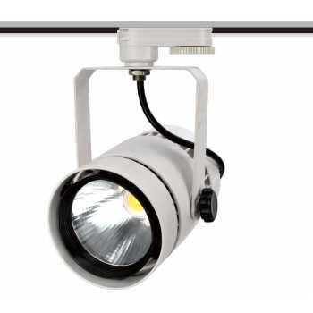 Трековые светильники TLED317N 50W 4000K 24° белый
