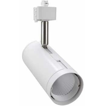 Трековые светильники TLED320A 12W 3000K 15° белый