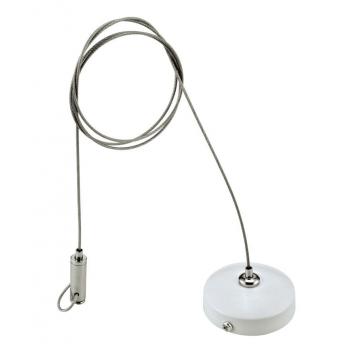 Трос для підвісу шинопровода трекових світильників
