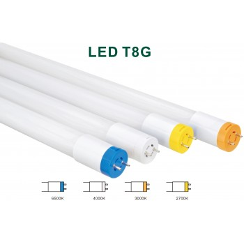 Светодиодная лампа NVC T8G12 18W 3000K