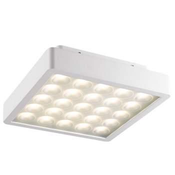 Настінно-стельовий зовнішній світлодіодним світильник NVC NCLED5771 18W 3000K