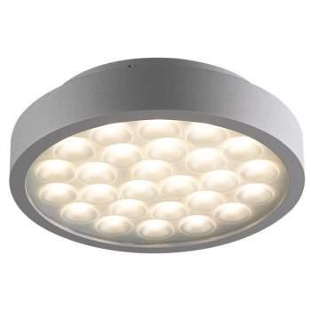 Настінно-стельовий зовнішній світлодіодним світильник NVC NCLED5772 18W 3000K