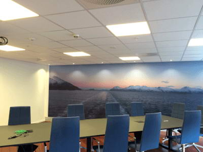 NVC Project. Fugro Office, Norway.