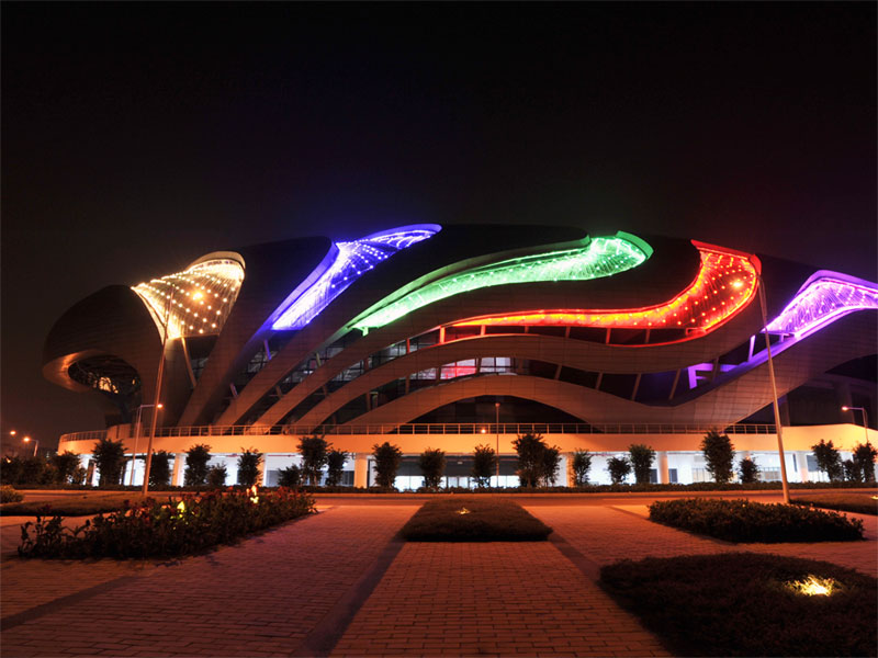NVC Project. Guangzhou Asian Games 2010.