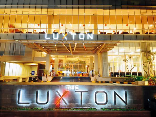 NVC Project. The Luxton Hotel.