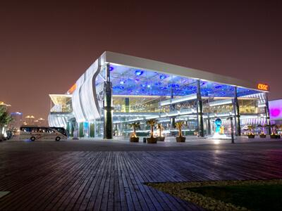 NVC 2010 Project. Shanghai World Expo.